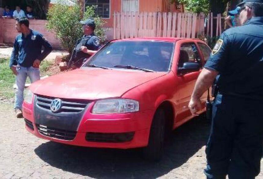 A população local aplaudiu a ação policial e cobraram das autoridades da região que os mesmos sejam homenageados pelo ato de bravura.