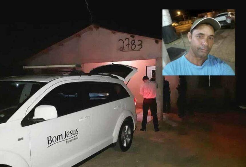 Clodoaldo de Queiroz, de 39 anos, conhecido como Bodinho, morreu após ser esfaqueado no peito noite de ontem (29)