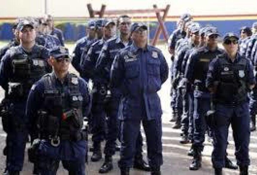 a  razão da abertura do concurso é a reposição de 350 vagas para o cargo de Guarda Civil Metropolitano.