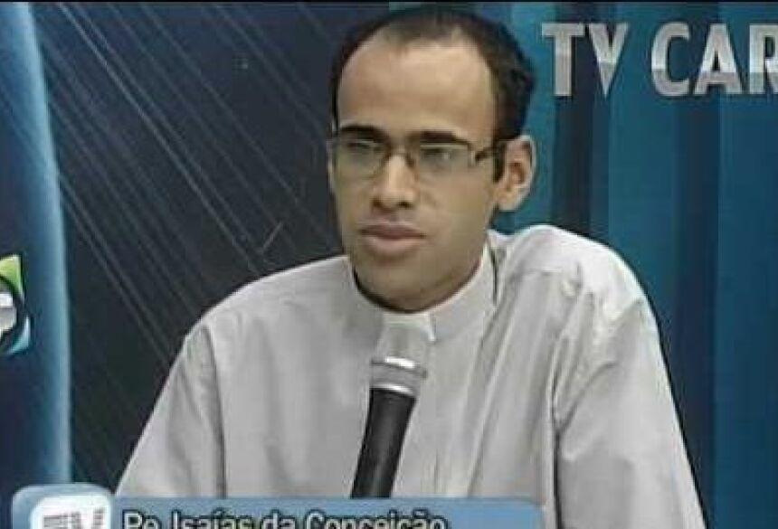 Depois de ter sido preso por ameaça, o padre pagou fiança deR$1.500 e foi colocado em liberdade.