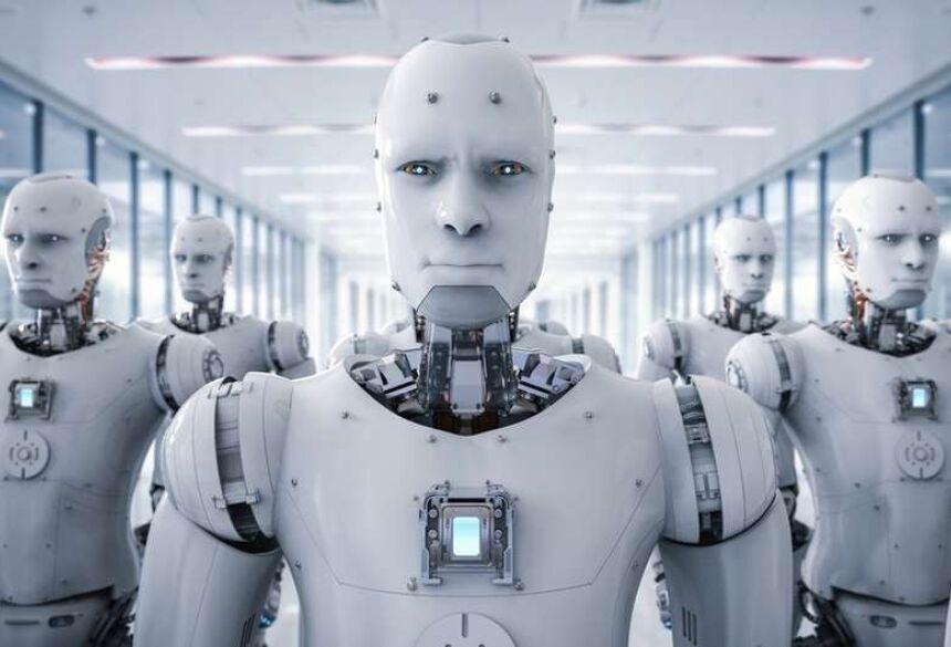 Um especialista em inteligência artificial diz que robôs 'bem-intencionados' ainda podem se voltar contra nós Foto: Getty Images / BBC News Brasil