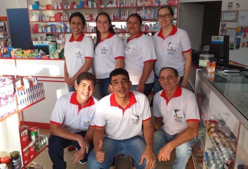 Confira os ganhadores dos R$ 1 mil reais cada um do 4º Aniversário da CentroFarma de Fátima do Sul