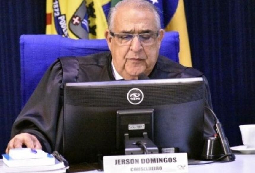 Relatório de Jerson Domingos considerou irregulares os pagamentos de diárias a vereadores em 2016. (Foto: TCE/Divulgação)