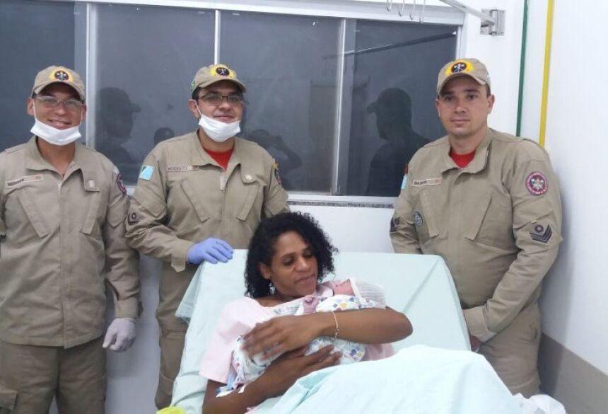 A guarnição composta pelo Sargento Novaes, Sargento Da Silva e Cabo Modesto deslocou até o bairro Triguenã por volta das 00h38min.