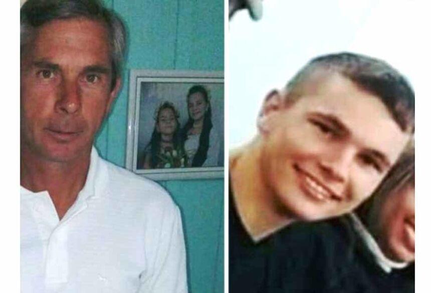 A morte dos dois gerou comoção em Ponta Grossa