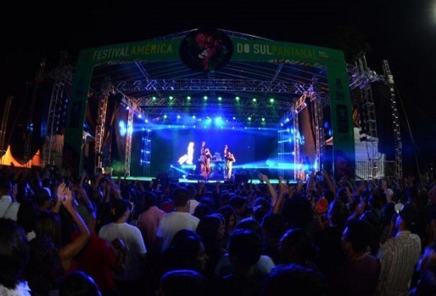 Na ocasião serão anunciados shows musicais de cantores que vão se apresentar no festival.