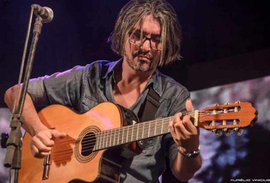 o músico e instrumentista Mario Fonseca Junior, de 40 anos, o Juninho Fonseca.