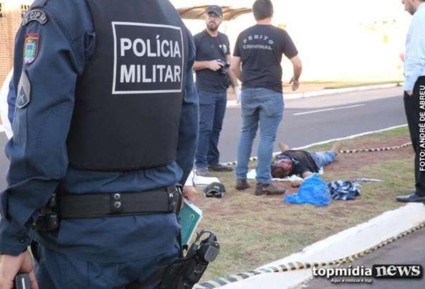 a vítima estava ingerindo bebida alcóolica com o suspeitoFoto; Ilustrativa