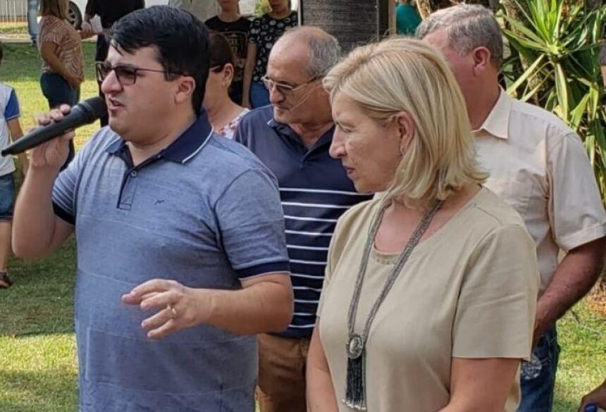 Vicentina firma parceria com governo do Estado no Projeto Lote Urbanizado para construção de 80 casas