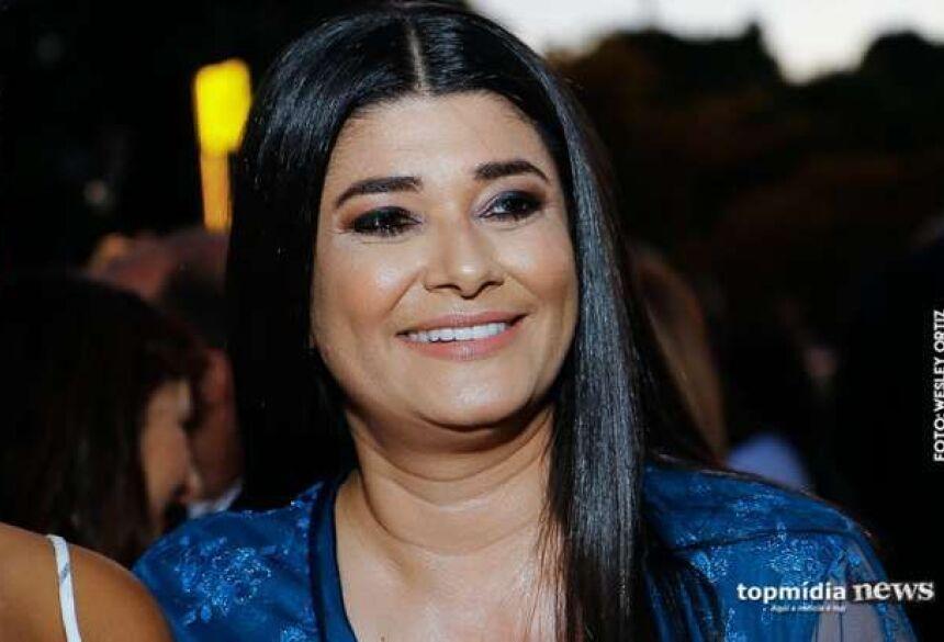 deputada federal Rose Modesto (PSDB)