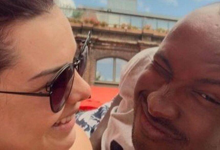 Fernanda Souza confirma separação de Thiaguinho: Não somos mais um casal Foto: reprodução/ instagram
