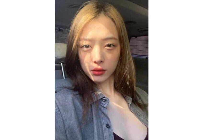 Choi Jin-ri, conhecida como Sulli, foi encontrada morta nesta segunda-feira