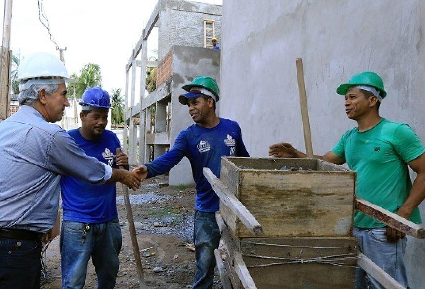 O Governo do Estado liberou R$ 12 milhões para a construção da unidade.