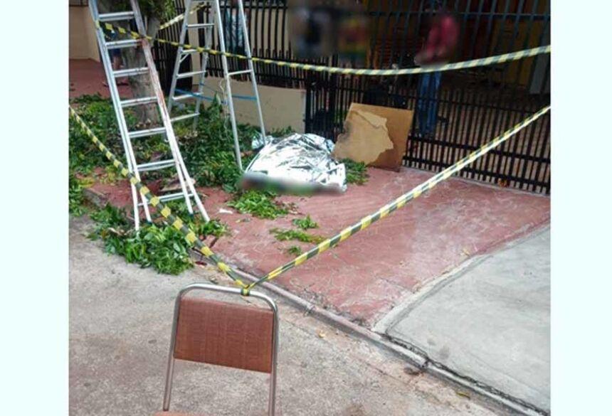 A fatalidade aconteceu na Rua General Osório, Bairro Entre Rios.