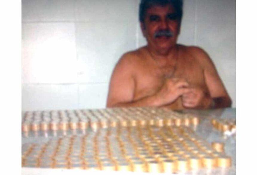 O cearense Nilo Veloso, de 66 anos, costumava fumar 3 maços de cigarro por dia