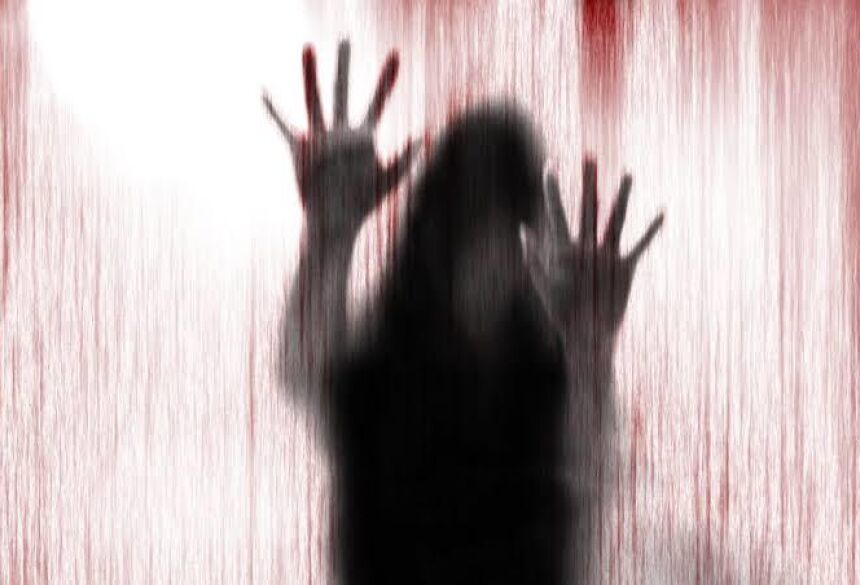 Após esfaquear a vítima, a suspeita identificada apenas como Gabriela, fugiu. Imagem Ilustrativa