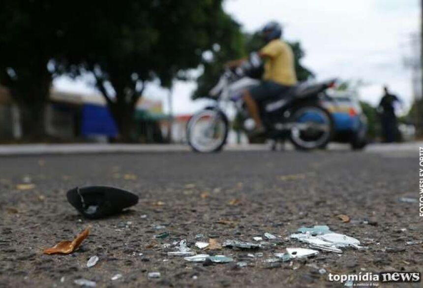 André Alexandre Ferreira de Almeida, 23 anos, morreu vítima de acidente de trânsito
