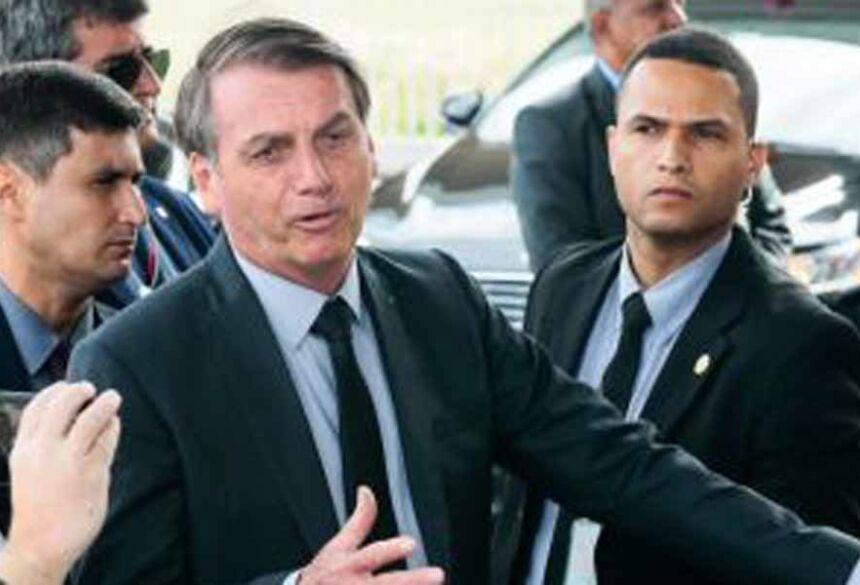 Presidente do Brasil, Jair Bolsonaro (sem partido) - Foto: Antônio Cruz / Agência Brasil
