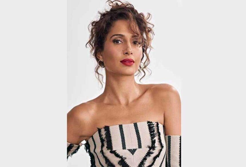 Camila Pitanga está namorando uma mulher Foto: Tavinho Costa/ reprodução/ instagram