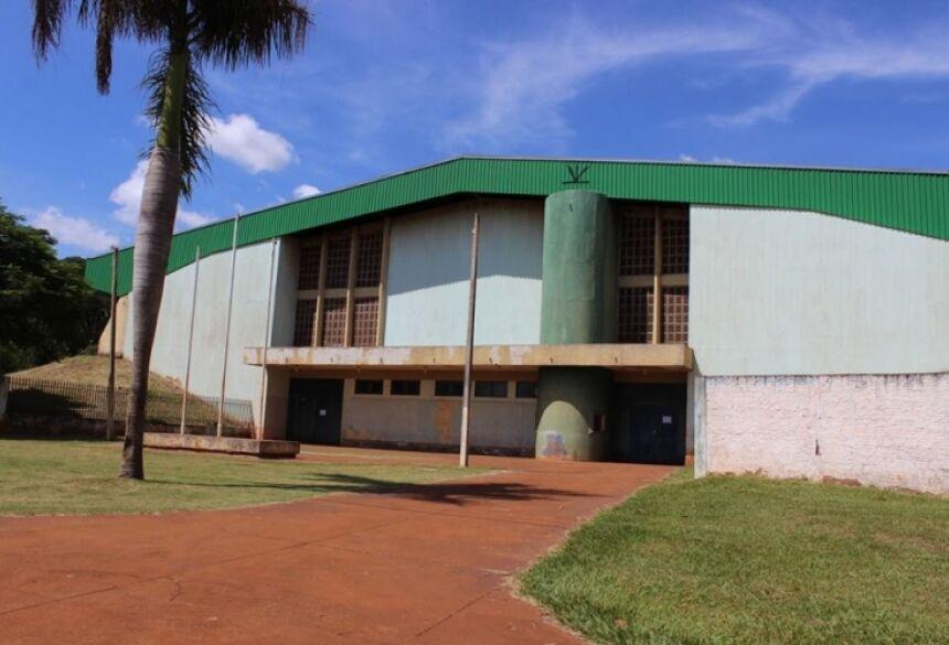 Crime ocorreu nas imediações do Ginásio Poliesportivo de Fátima do Sul