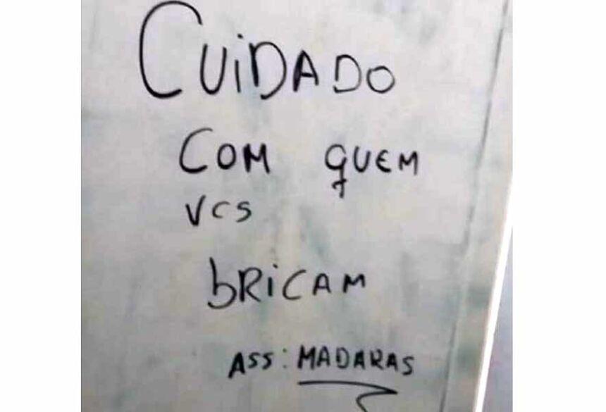 Crédito: Reprodução Diário Corumbaense