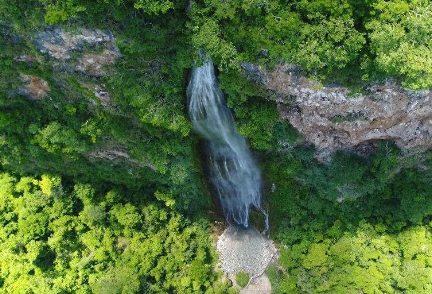 Conheça a maior cachoeira do Estado e a nova trilha do passeio Boca da Onça Ecotour