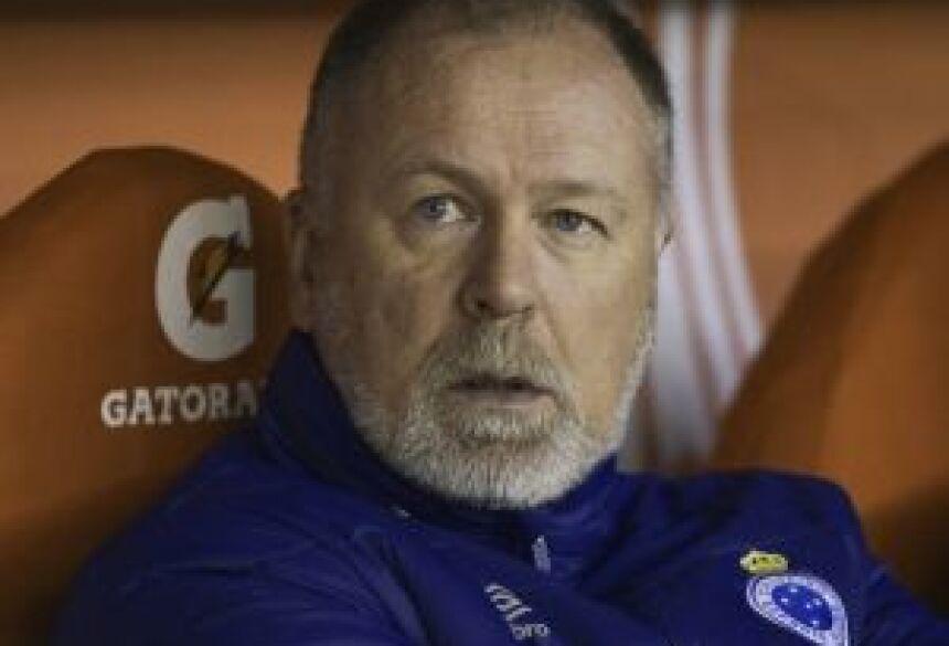 Técnico foi demitido após nova derrota - Foto: Divulgação
