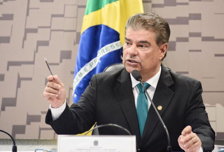 Vicentina é contemplada com R$ 940 mil, anuncia Senador Nelsinho Trad, presente de fim de ano
