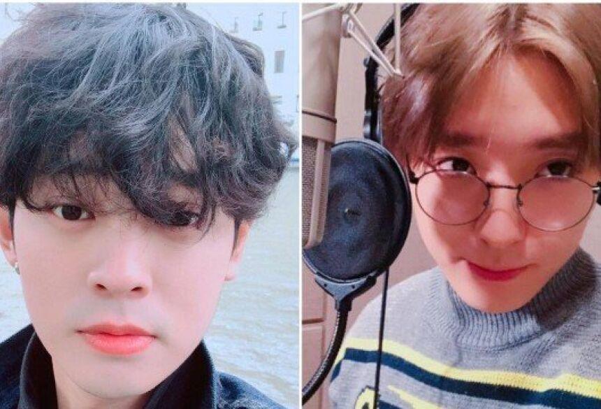 Jung Joon Young e Choi Jong Hoon, acusados de estupro Foto: Instagram / Reprodução
