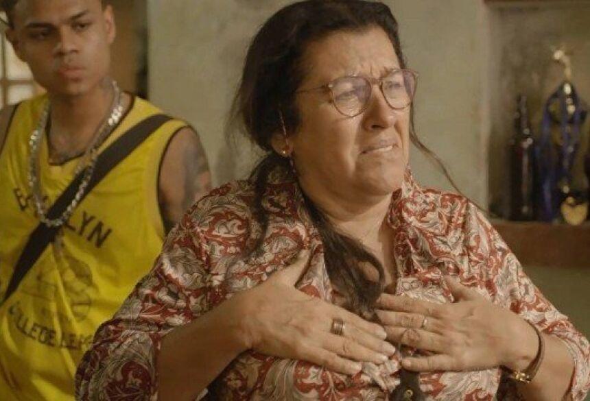 """Lurdes em """"Amor de mãe"""" Foto: Rede Globo/Divulgação"""