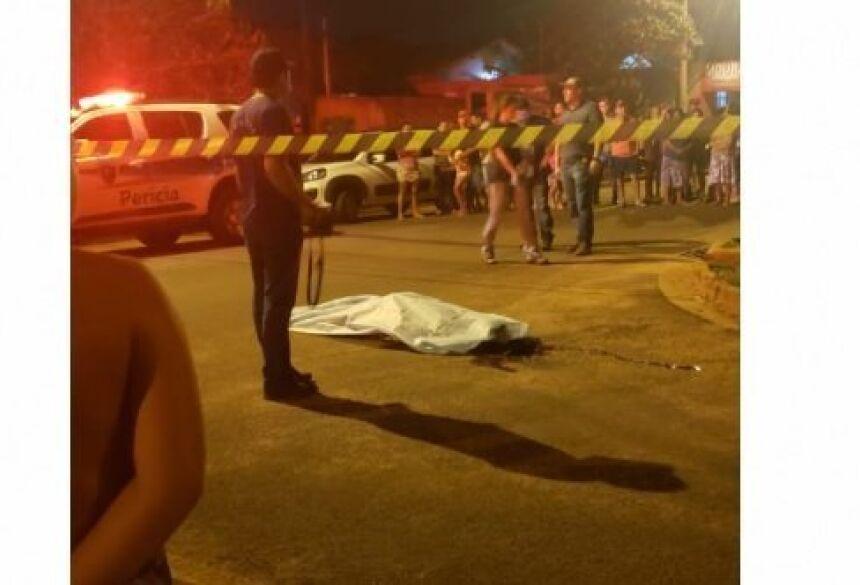 Polícia já possui um suspeito (Foto: Marcelo Leite)