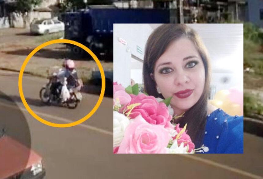 Jaciara Kogler de Lima de 28 anos
