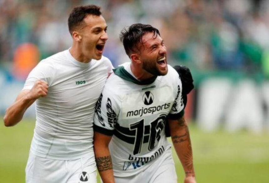 Coritiba anuncia novo patrocinador máster para 2020