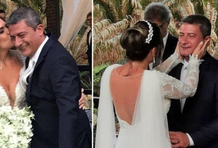 Tom Veiga, intérprete do Louro José, se casade novo Foto: Reprodução/Instagram