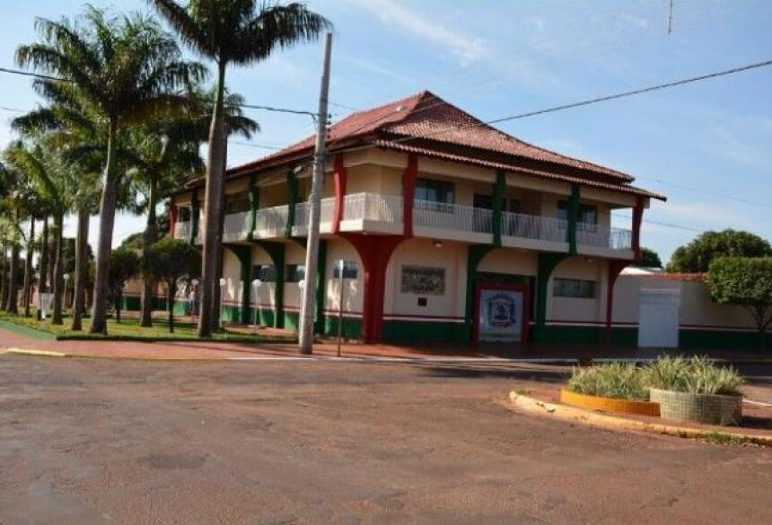 Câmara Municipal de Caarapó é alvo de investigação - Divulgação/Câmara