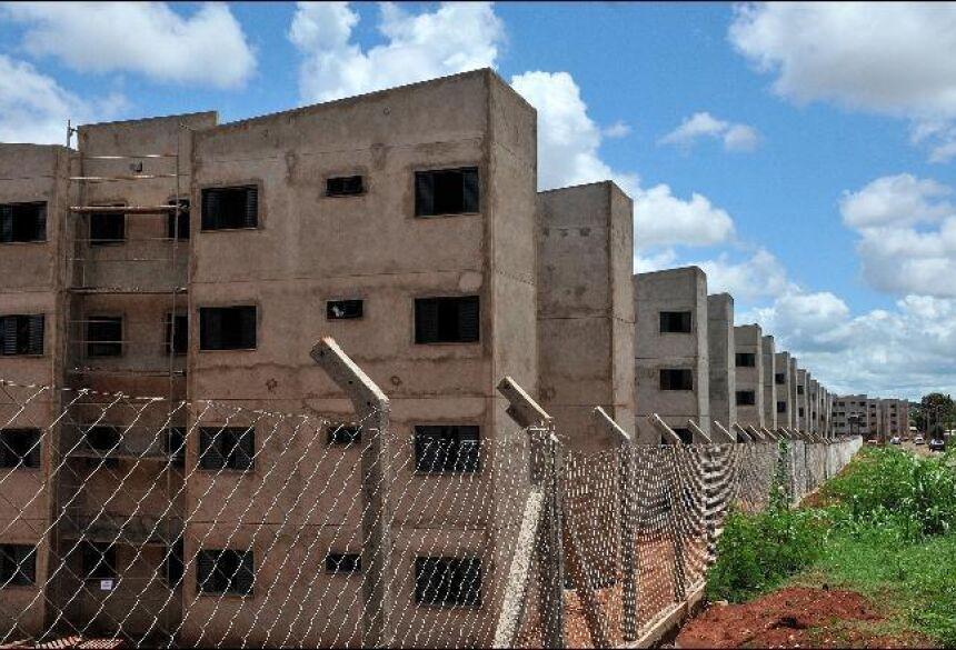 Mais de 1,7 mil unidades não têm previsão de entrega - Foto: Valdenir Rezende / Correio do Estado