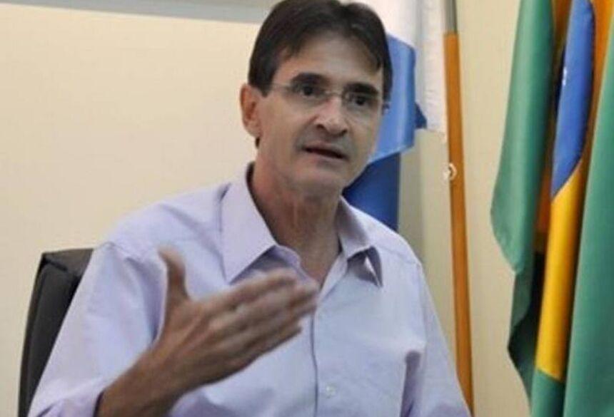 Ex-prefeito de Amambai e atual secretário especial do Governo do Estado, Dirceu foi ferido a tiros ©A Gazeta News