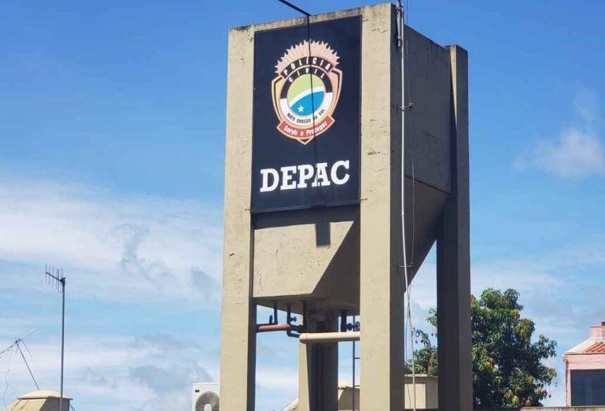 O caso foi denunciado na Depac  de Dourados. (Foto:Marcos Morandi, Mídiamax)