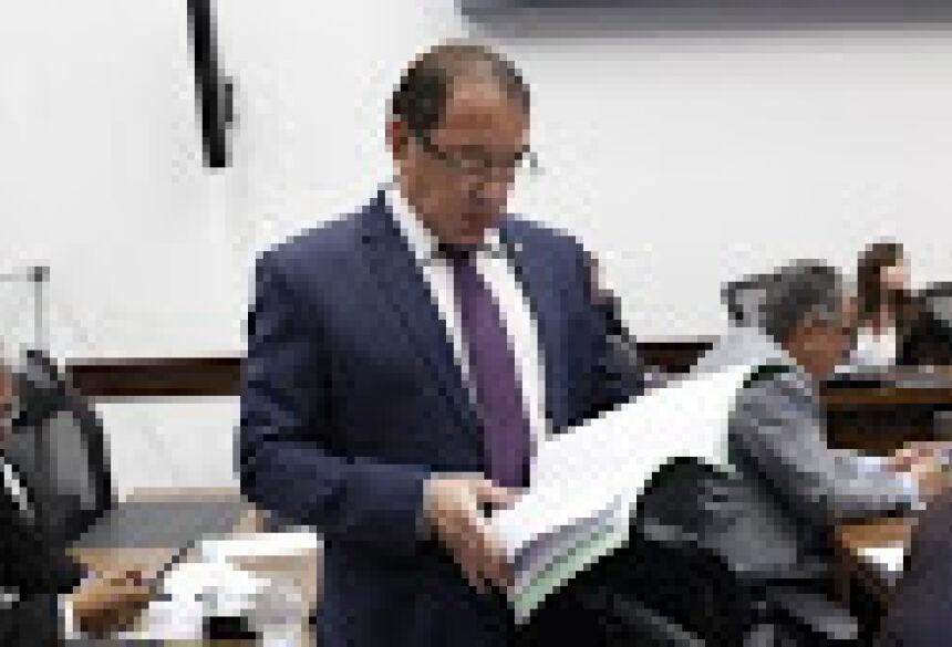 Gerson Claro é o novo líder do governo na Assembleia - Foto: Divulgação