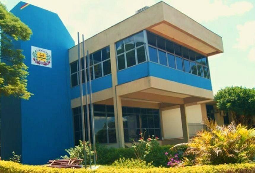 Prefeitura de Glória de Dourados. Foto: Arquivo