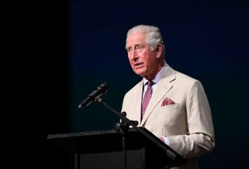 Príncipe Charles está com coronavírus