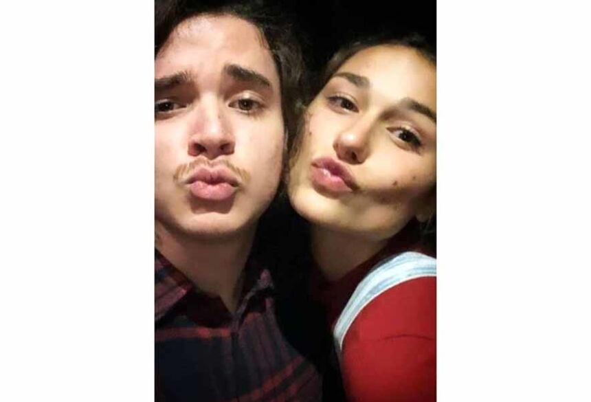 Sasha e João Figueiredo estão juntos desde 2019: ela vai a cultos com ele, que virou vegano por ela Foto: reprodução/ instagram