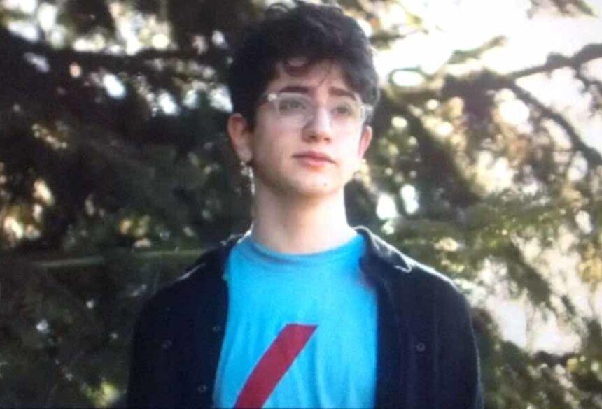 Estudante de 17 anos, judeu e filho de médica, o garoto rejeitou uma proposta milionária por seu site(foto: Instagram/Reprodução)