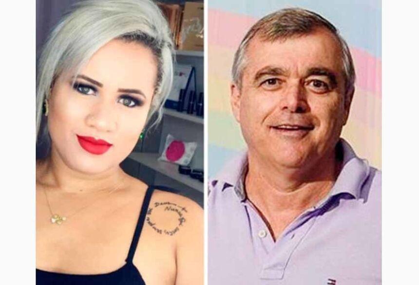 Jéssica e Adem Armelin morreram no local do acidente