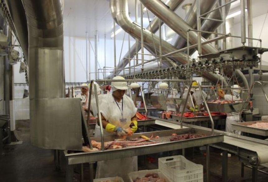 MPT fará vistorias a 3 frigoríficos diante do avanço do coronavírus em unidades. (Foto: Divulgação)