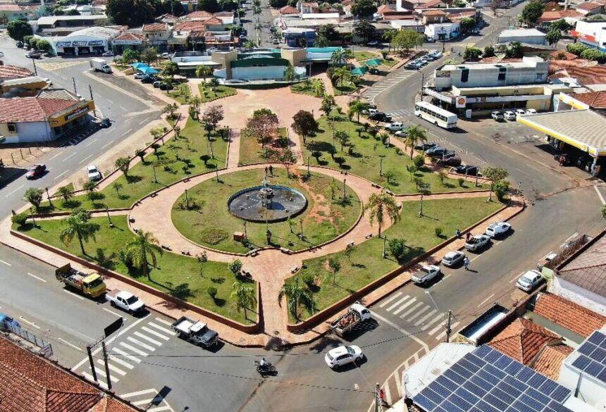 Município de Brasilândia — Foto: Prefeitura de Brasilândia/Divulgação