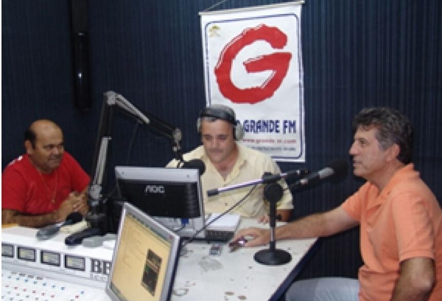 Paulo Wagner/Grande FM