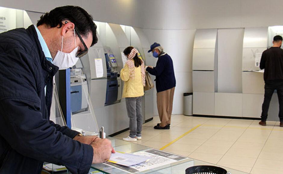 TÁ NA CONTA: saques de salários dos servidores estaduais já estão disponíveis