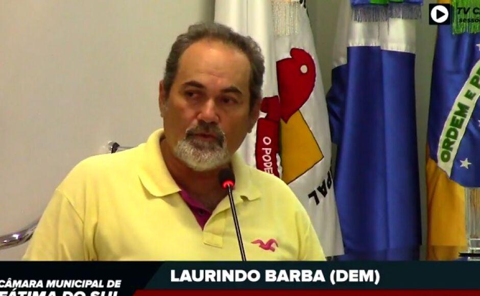 Barba agradece Polícia Militar de Culturama e Supervisor da Energisa que atendeu seu pedido, ASSISTA