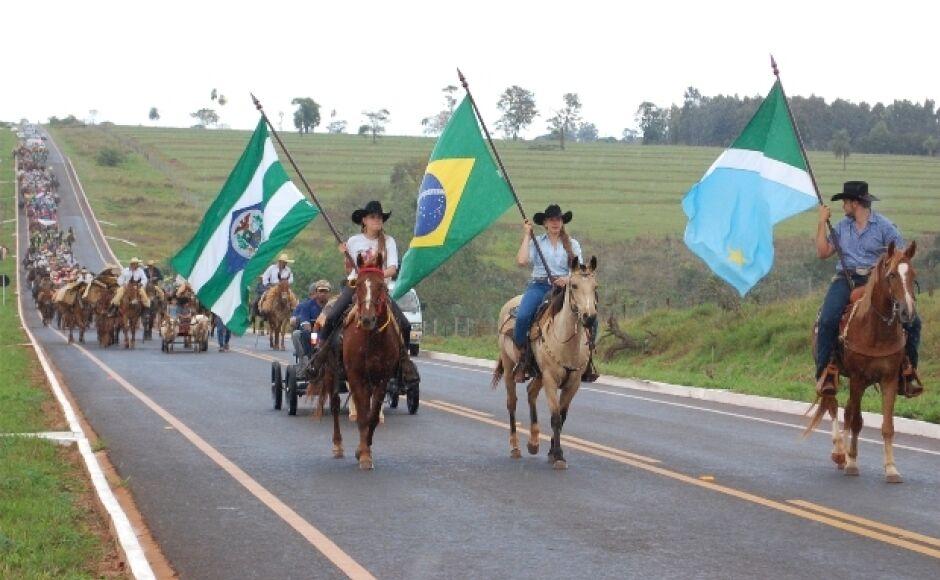 Ela está de volta, Tradicional 'Cavalgada' começa ser viabilizada para os 42 anos de Deodápolis